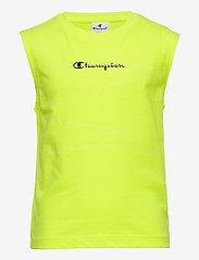 Champion - Tank Top - Ärmellose - safety yellow fluo tp (syff) - 0