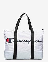 Champion - Large Shoulder Bag - tote bags - white - 0