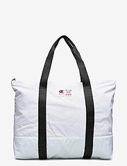 Champion - Large Shoulder Bag - tote bags - white - 1