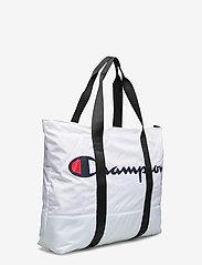 Champion - Large Shoulder Bag - tote bags - white - 2