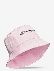 Champion - Bucket Cap - bucket hats - parfait pink - 0