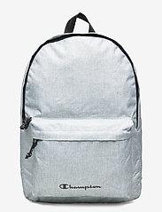 Champion - Backpack - trainingstassen - gray melange light - 0
