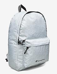 Champion - Backpack - trainingstassen - gray melange light - 2
