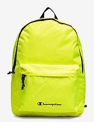 Champion - Backpack - treenikassit - safety yellow fluo - 0