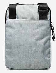 Champion - Medium Shoulder Bag - olkalaukut - gray melange light - 1