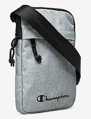 Champion - Medium Shoulder Bag - olkalaukut - gray melange light - 2