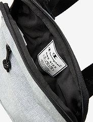 Champion - Medium Shoulder Bag - olkalaukut - gray melange light - 3