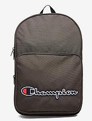 Champion - Backpack - treenikassit - black olive - 0