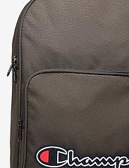 Champion - Backpack - treenikassit - black olive - 3