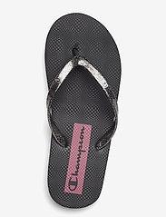 Champion - Flip Flop Slipper SIESTA - sneakers - black beauty b - 3