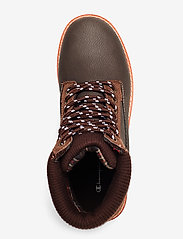 Champion - High Cut Shoe UPSTATE - kengät - brown - 3