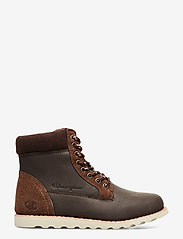 Champion - High Cut Shoe UPSTATE B GS - saappaat - brown - 1