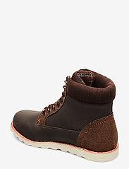 Champion - High Cut Shoe UPSTATE B GS - saappaat - brown - 2