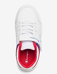 Champion - Low Cut Shoe REBOUND LOW B PS - niedriger schnitt - white - 3