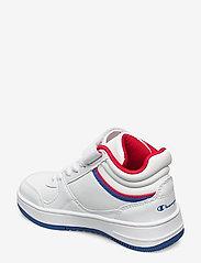 Champion - Mid Cut Shoe REBOUND VINTAGE MID B PS - hoher schnitt - white - 2
