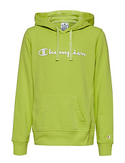 Hooded Sweatshirt - WILD LIME