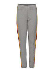 Leggings - GRAY MELANGE LIGHT
