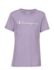 Crewneck T-Shirt - LAVENDULA