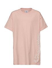 Maxi T-Shirt - IMPATIENS PINK