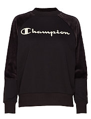 Crewneck Sweatshirt - BLACK BEAUTY