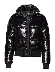 Bomber Jacket - BLACK BEAUTY
