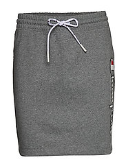 Skirt - GRAPHITE GREY MELANGE JASP