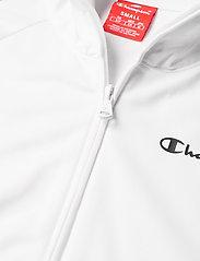 Champion - Full Zip Suit - trainingspakken - white - 8