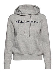 Hooded Sweatshirt - NEW OXFORD GREY MELANGE