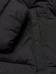 Champion - Hooded Polyfilled Jacket - trainingsjacken - black beauty - 4