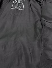 Champion - Hooded Polyfilled Jacket - trainingsjacken - black beauty - 5