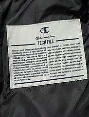 Champion - Hooded Polyfilled Jacket - trainingsjacken - black beauty - 6