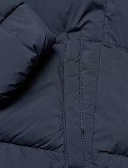 Champion - Hooded Polyfilled Jacket - kurtki sportowe - sky captain - 4