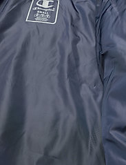 Champion - Hooded Polyfilled Jacket - kurtki sportowe - sky captain - 5