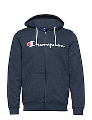Hooded Full Sweatshirt - NAUTICAL BLUE TP (OLB)