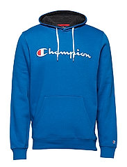 Hooded Sweatshirt - SNORKEL BLUE