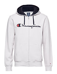 Hooded Full Zip Sweatshirt - NINBUS CLOUD
