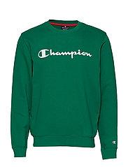 Crewneck Sweatshirt - VERDANT GREEN