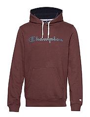 Hooded Sweatshirt - PUCE