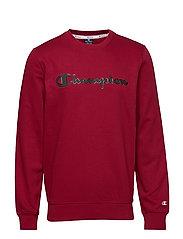 Crewneck Sweatshirt - BIKING RED