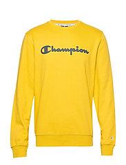 Crewneck Sweatshirt - LEMON CURRY