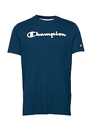 Crewneck T-Shirt - GIBRALTAR SEA