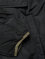 Champion - Hooded Jacket - anoraki - black beauty - 3
