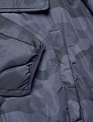 Champion - Hooded Jacket - anoraki - black iris al (bli) - 3