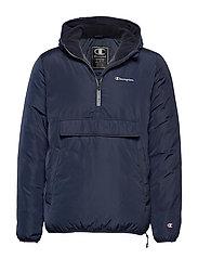 Hooded Jacket - SKY CAPTAIN
