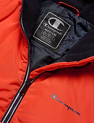 Champion - Hooded Jacket - anoraki - tangerine tango - 2
