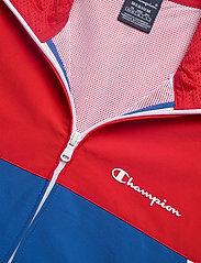 Champion - Full Zip Sweatshirt - athleisure jackets - high risk red - 3