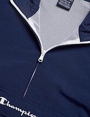 Champion - Half Zip Sweatshirt - anoraks - medieval blue a - 3