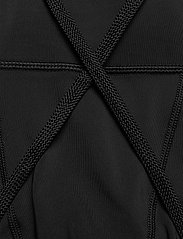 Champion - 7/8 Leggings - running & training tights - black beauty - 3