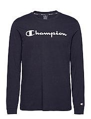Crewneck Long Sleeve T-Shirt - SKY CAPTAIN