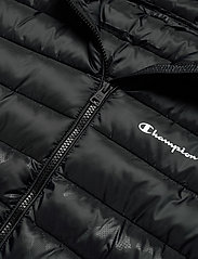 Champion - Hooded Jacket - vestes de sport - black beauty  al (nbk) - 6
